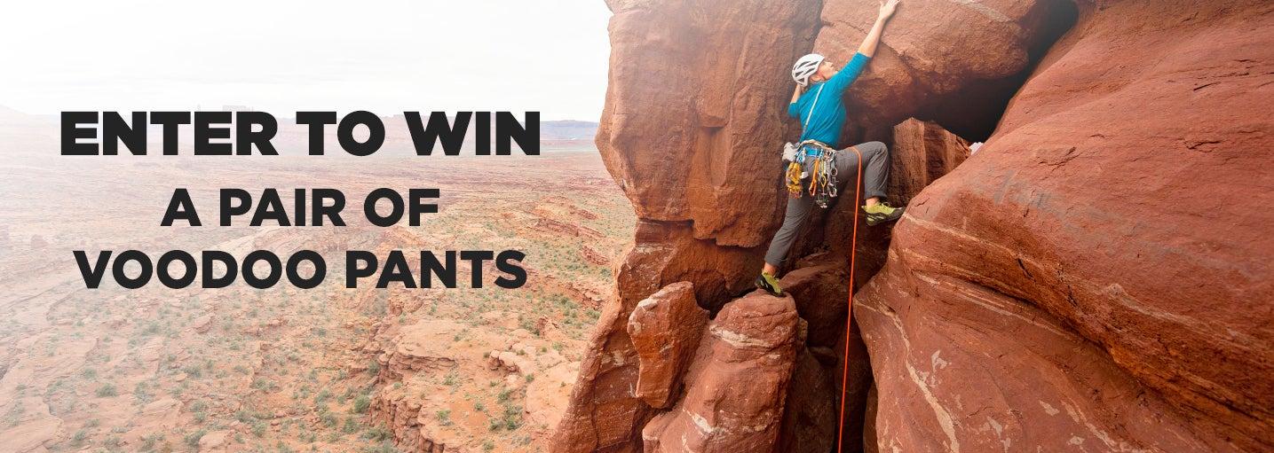 Outdoor Research Voodoo Pants Enter to Win