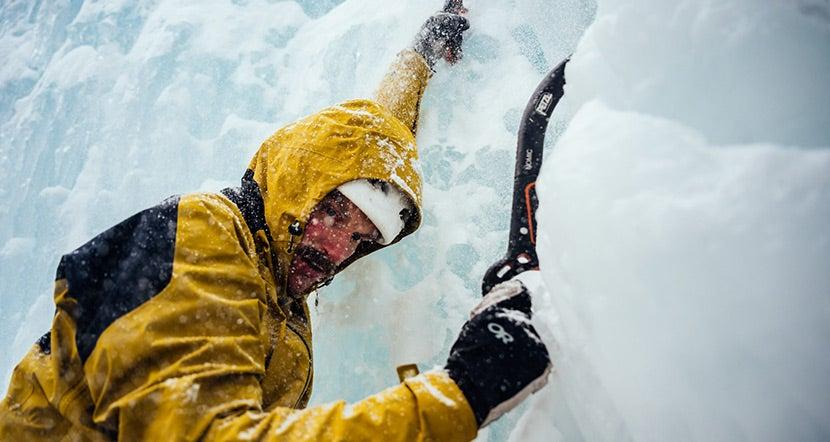 Alpine & Ice Climbing