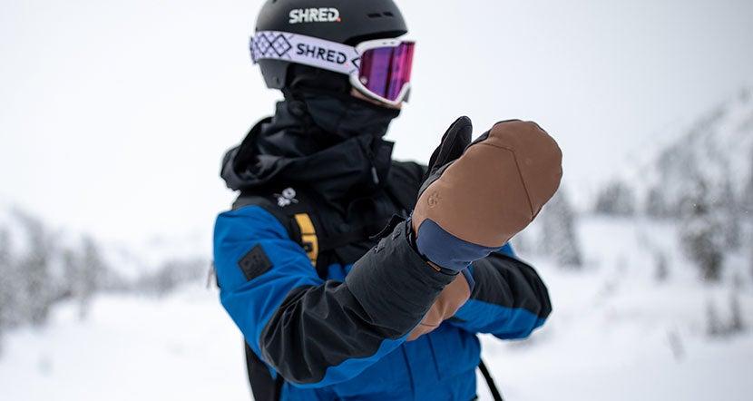 Men's Ski Gloves