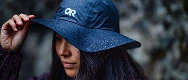 Women's Rain Hats