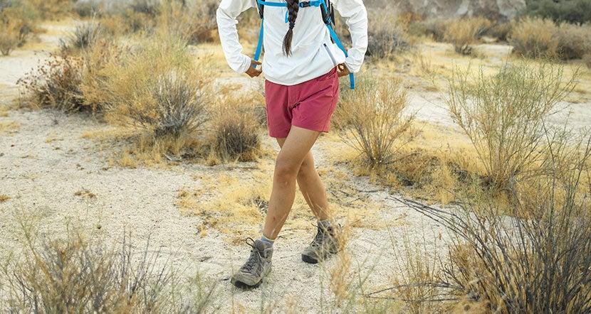 Women's Hiking Shorts