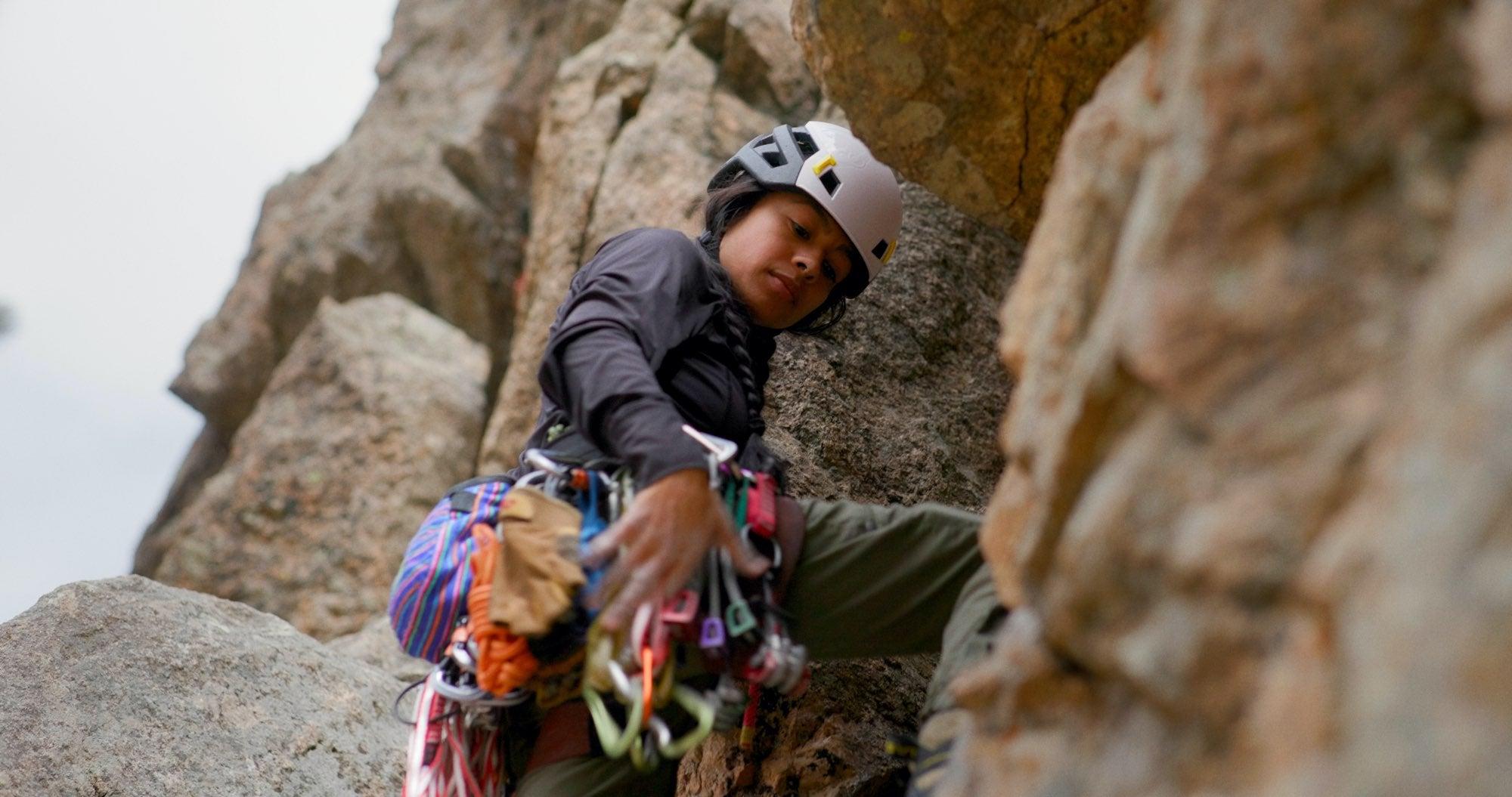 Escaladora: When A Climb Is A Prayer