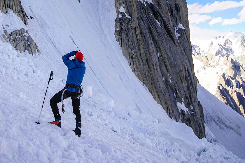 When Climbing Is Not Enough