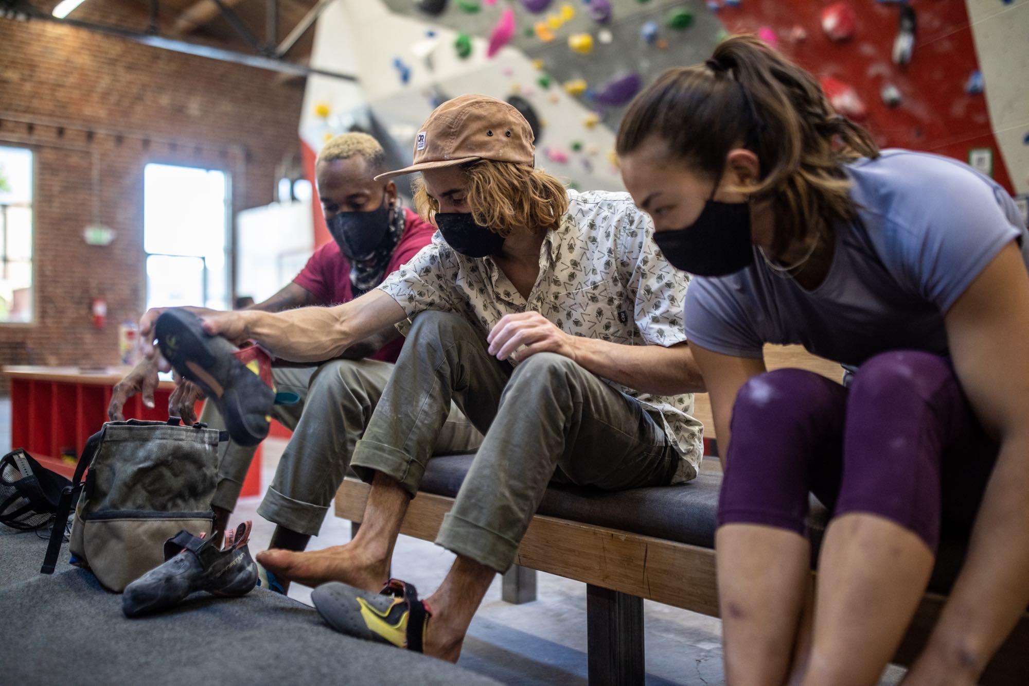 What To Wear Indoor Rock Climbing