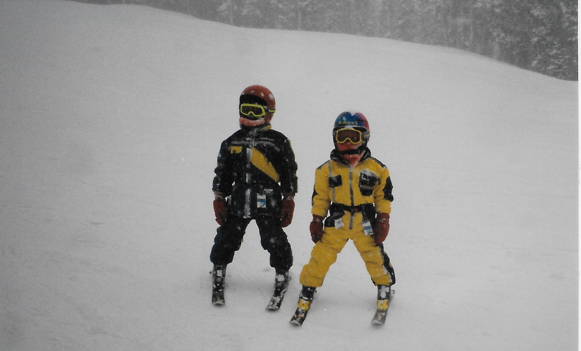A Brotherhood On Skis