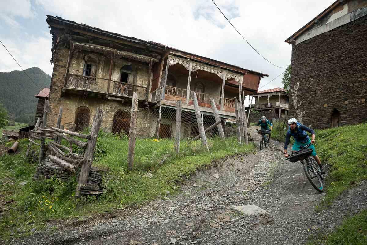 VIDEO: The Trail To Kazbegi