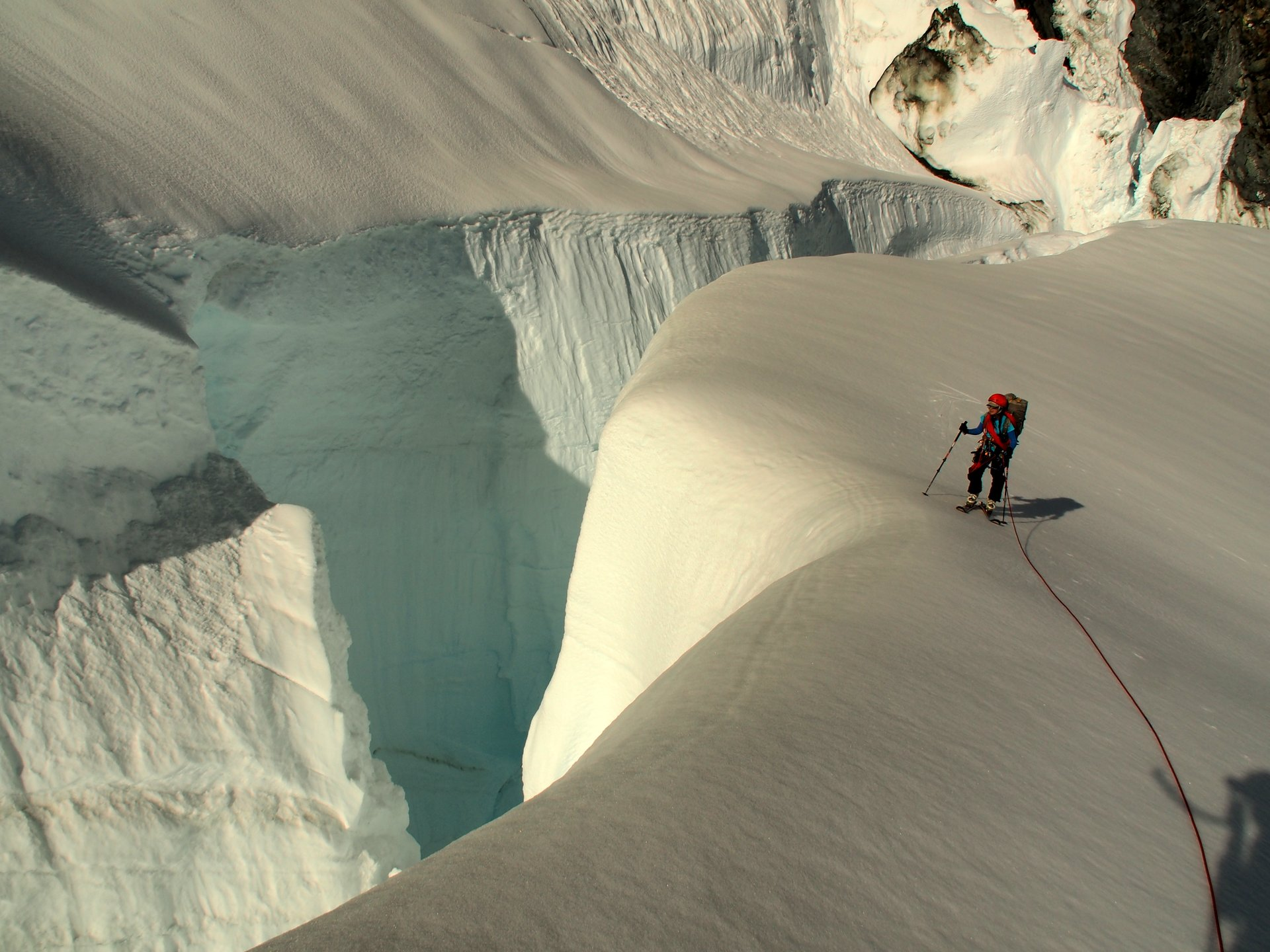 PHOTOS: Climbing North America's Highest Named, [Formerly] Unclimbed Peak
