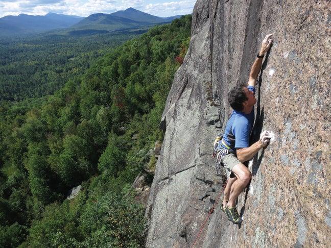 Brand-New Climbing Destination In The Adirondacks