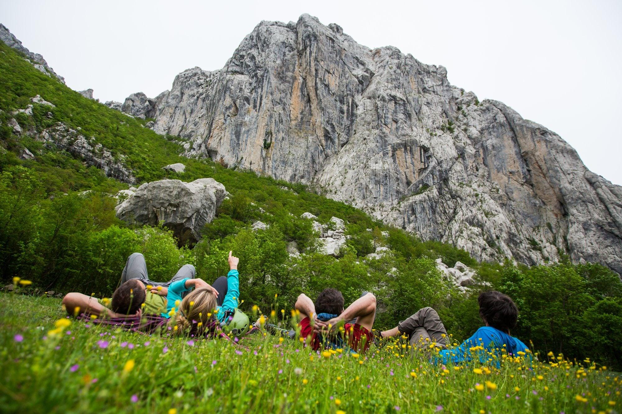 A Secret Crag Tour In Croatia