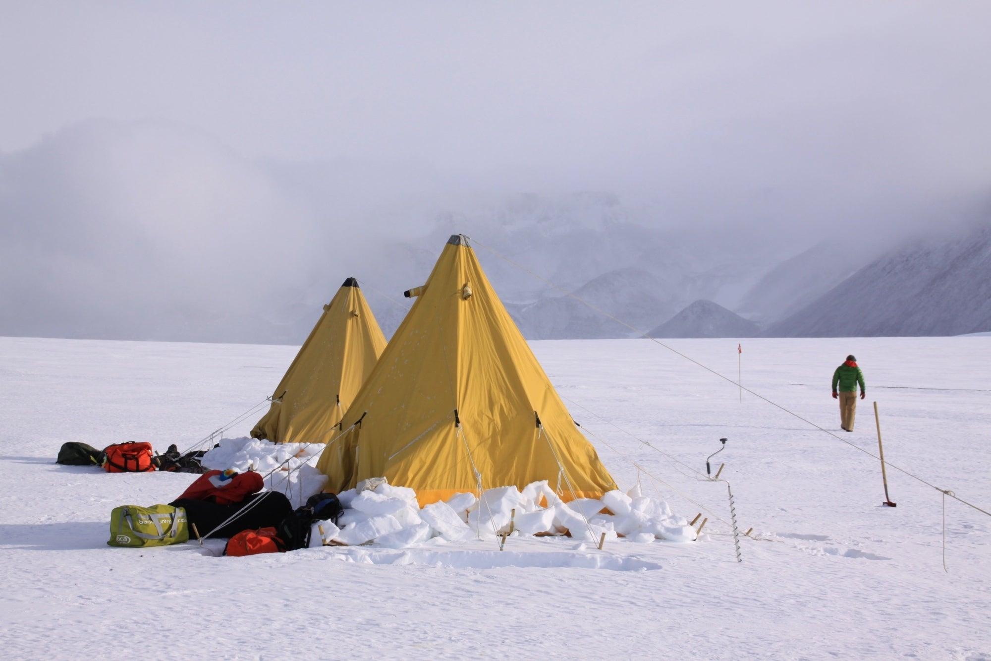 Antarctica Week Part 1: Behind The Scenes In A Remote Field Camp