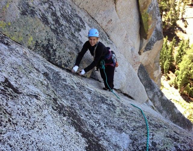 Climbing Through Pregnancy: Listening To Your Body