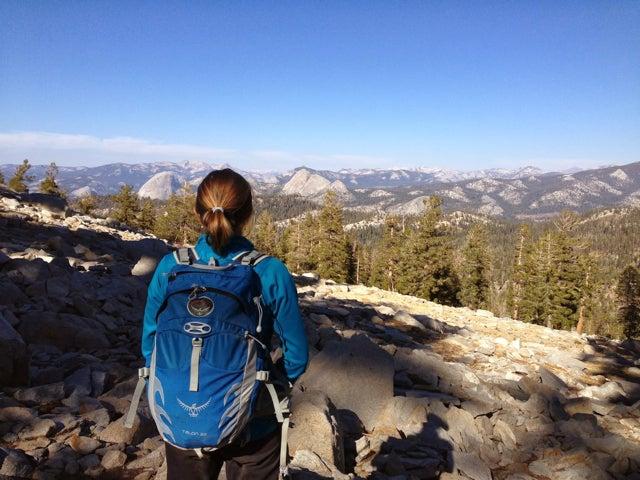 Climbing Through Pregnancy: Through The Third Trimester
