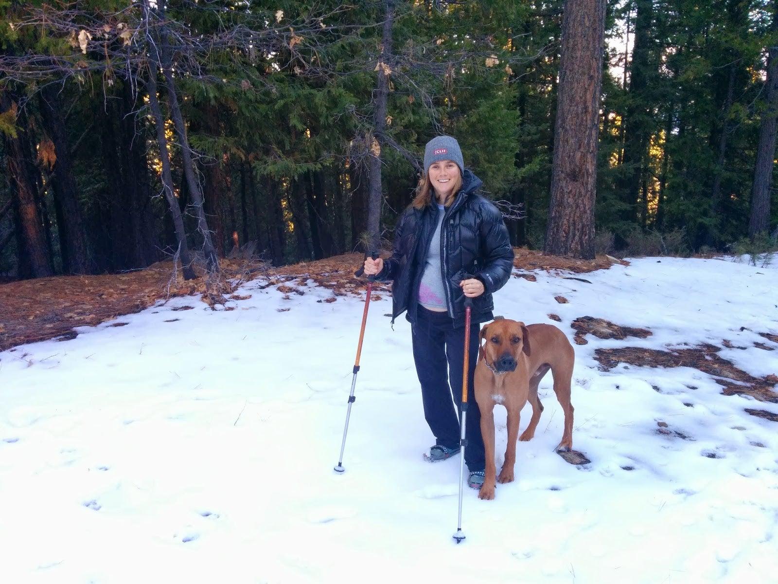 Climbing Through Pregnancy: Tradwalking, Falling And Getting Real