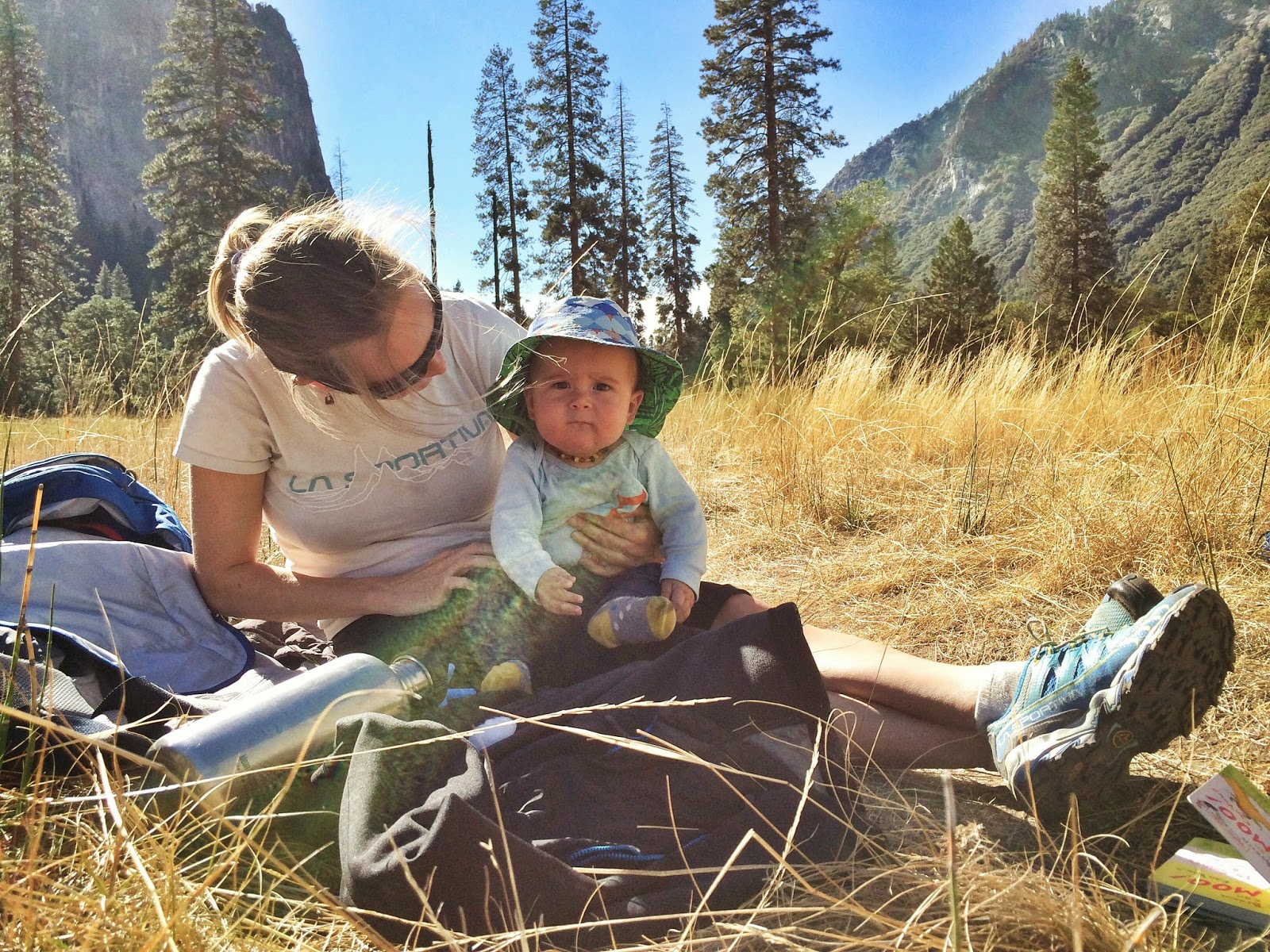 Climbing With Kids: Beth Rodden Gets Back On The Rock In Yosemite
