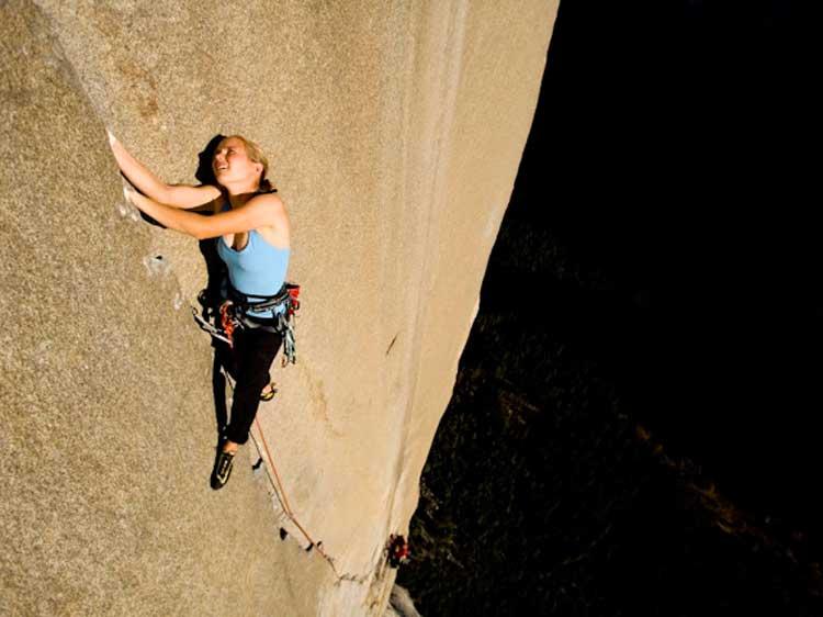 Beth Rodden On Climbing, Motherhood And Body Image