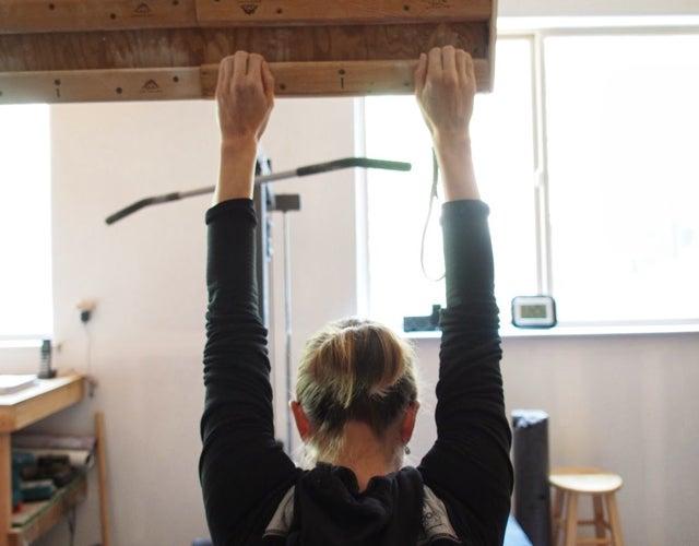 Climbing Through Pregnancy: Finger Strength Exercises