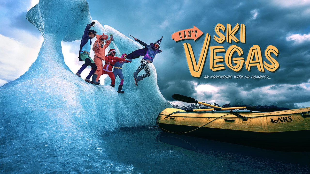 VIDEO: Can't Ski Vegas