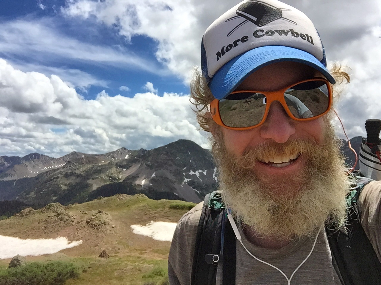 Inside The Mind Of One Of Hiking's Few Triple Crowners