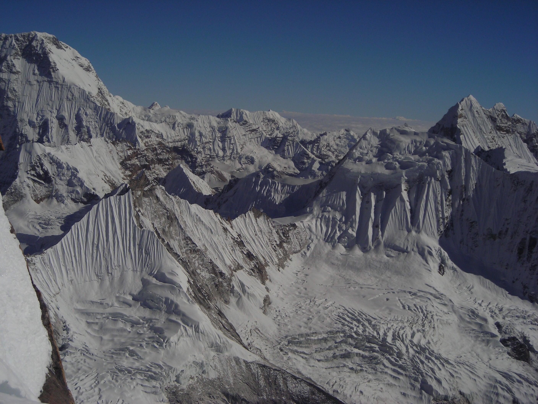 Into the Khumbu