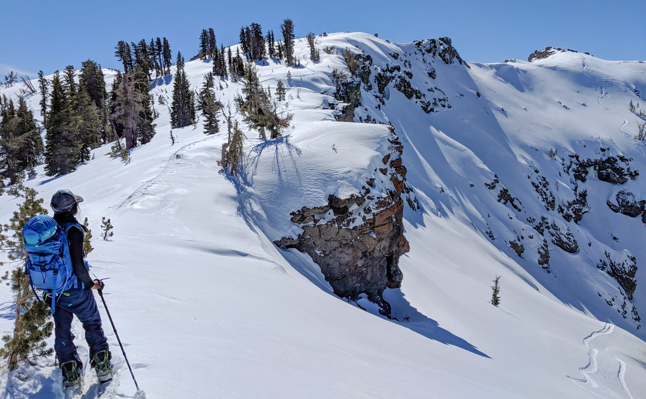 How To Have A More Mindful Ski Tour