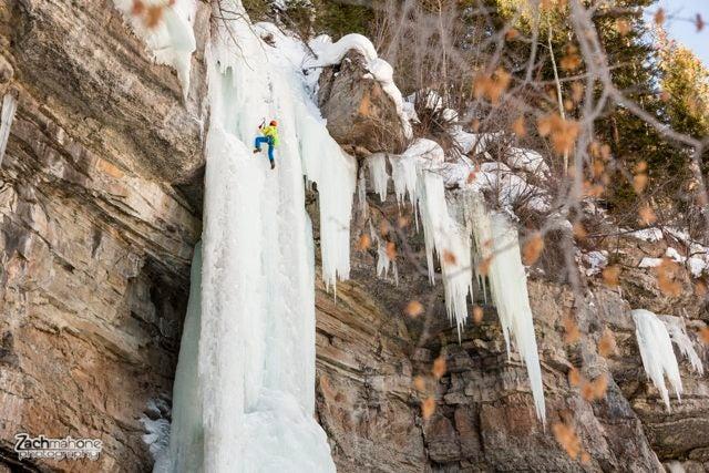 Q&A: David Roetzel On His Mega East Vail Ice Solo Linkup
