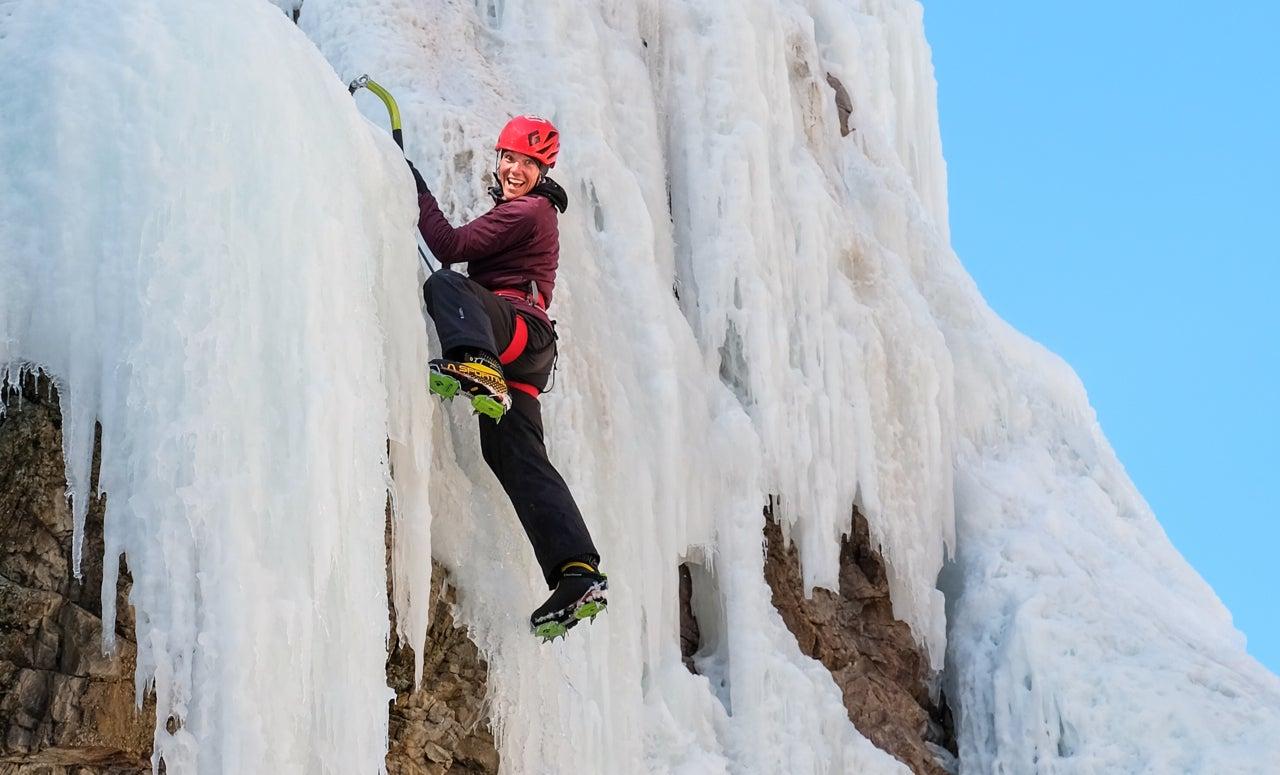 Up Close: Climber And City Councilor Dawn Glanc