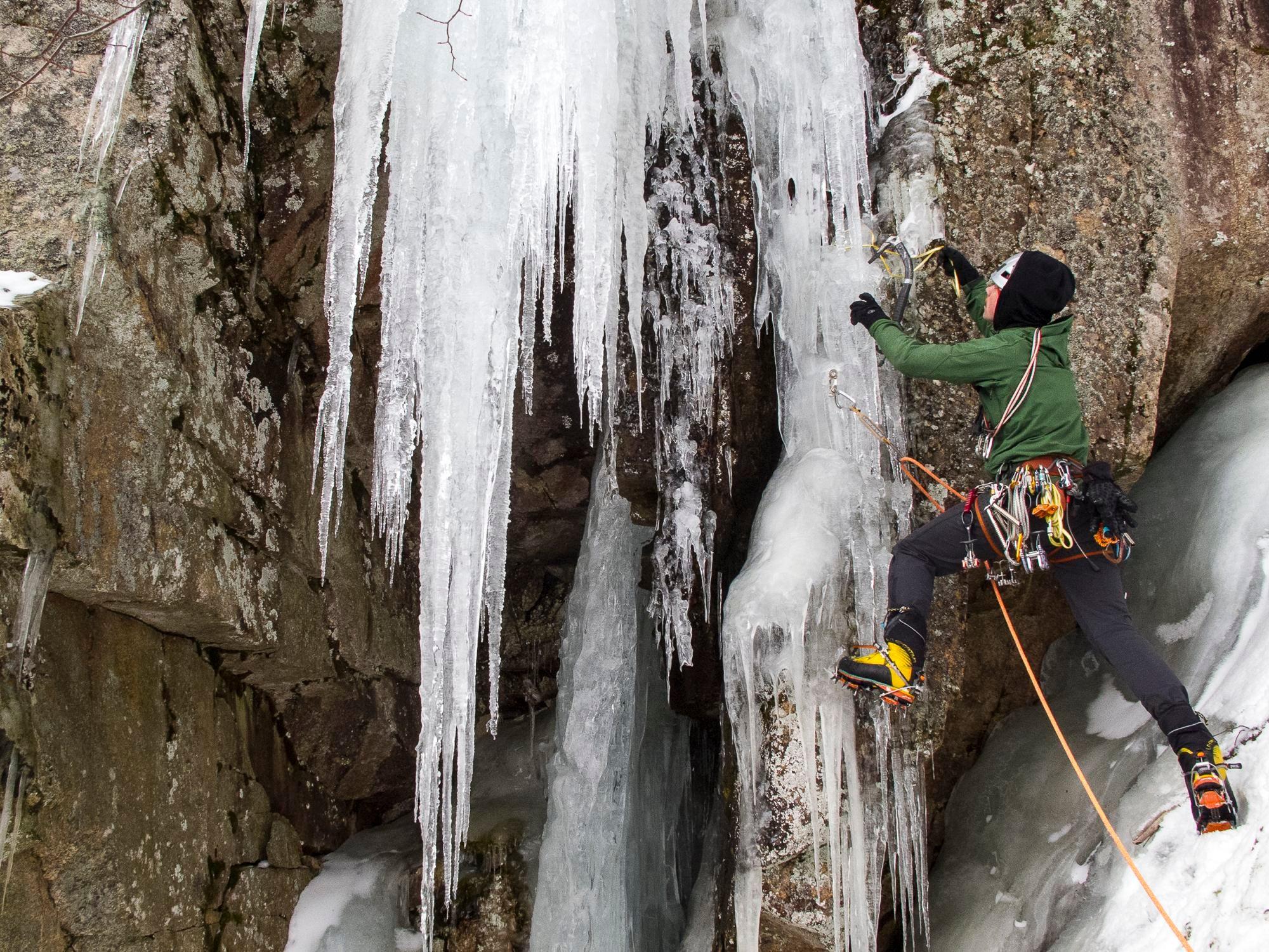 The Thin Ice Handbook: Climbing Techniques