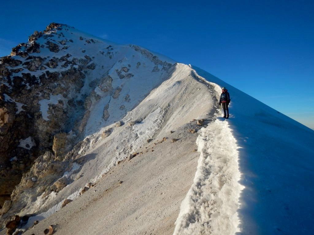 Ten Great Days Climbing Pico de Orizaba, the Highest Mountain in Mexico
