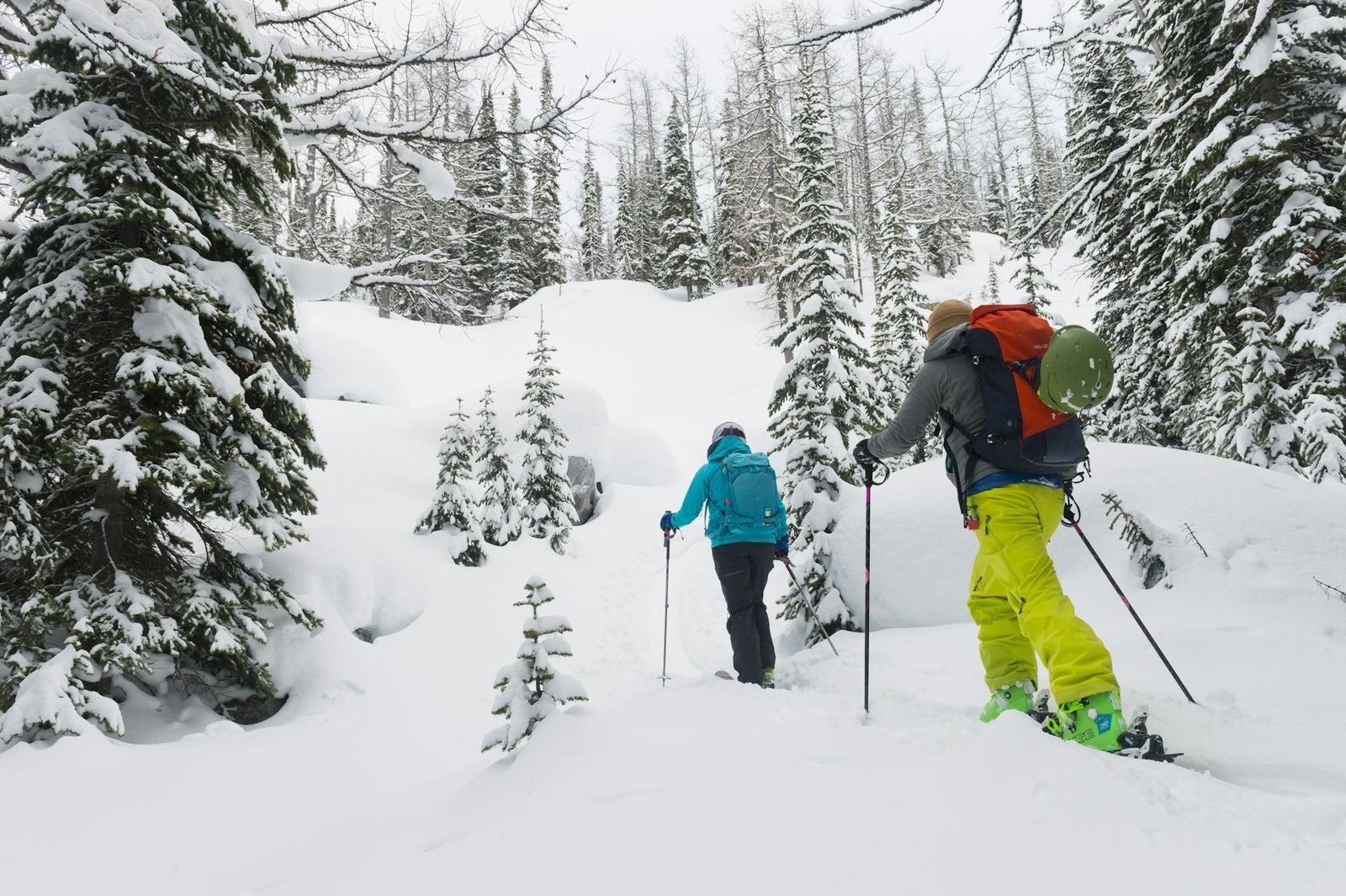 Soft shell vs. hard shell ski jackets: What do you need?