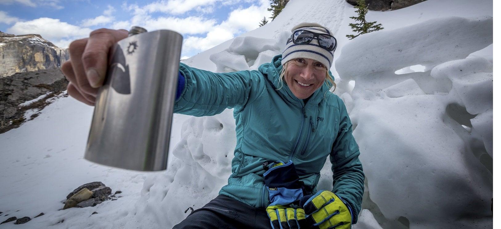 Prep For Ice Climbing Season Like An Alpinist