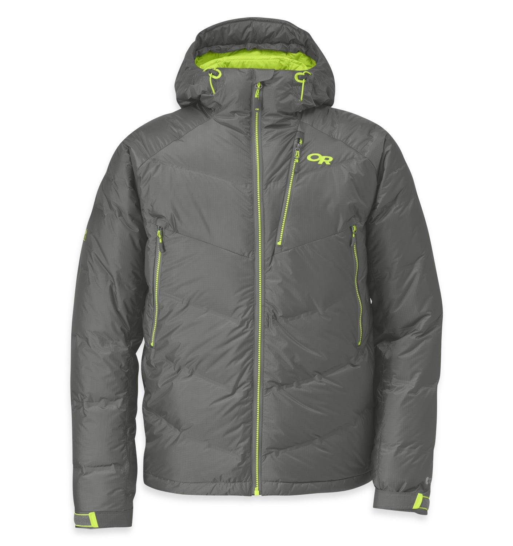 The Floodlight Jacket