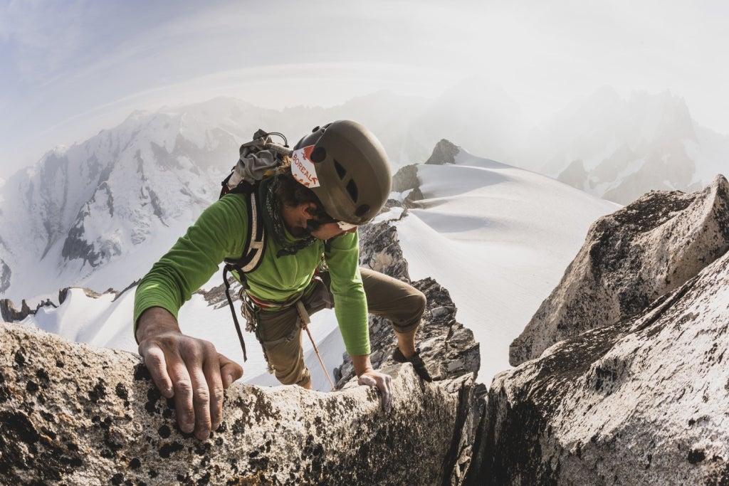 OR Athlete Graham Zimmerman Talks His Perfect Alpine Climbing Kit