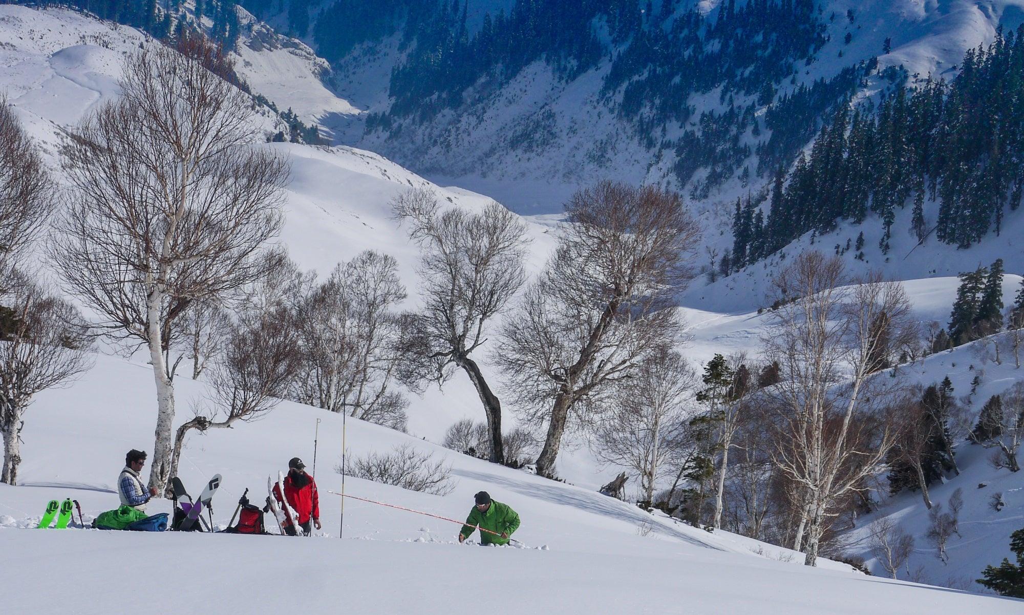 Building A Backcountry Ski Paradise In Kashmir