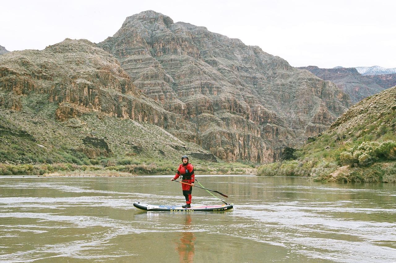 Paddling The Colorado Source To Sea