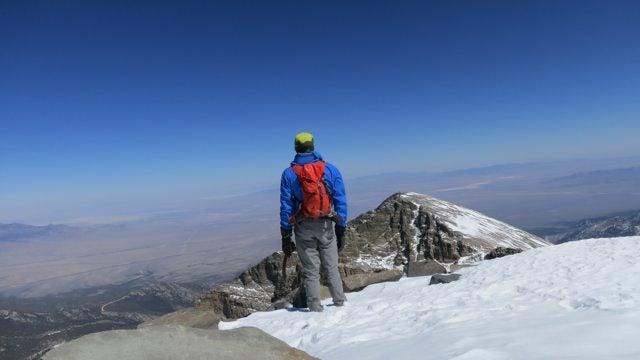 Finding Alpine Solitude In Nevada