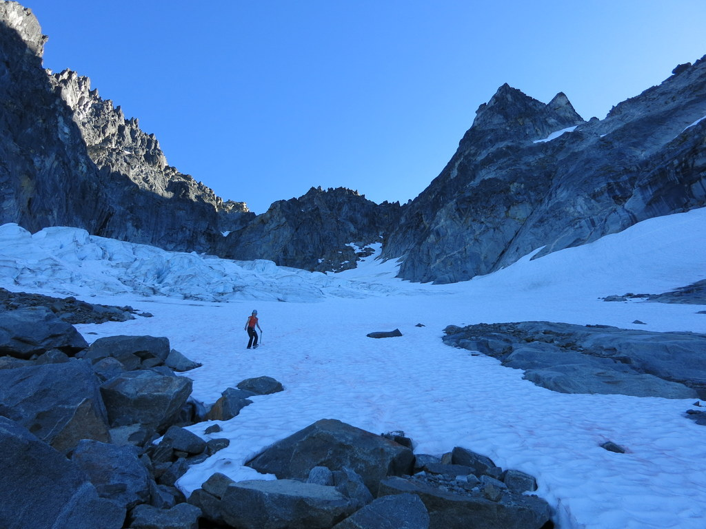 MountainProject.com Route of the Week: Sherpa Glacier Couloir