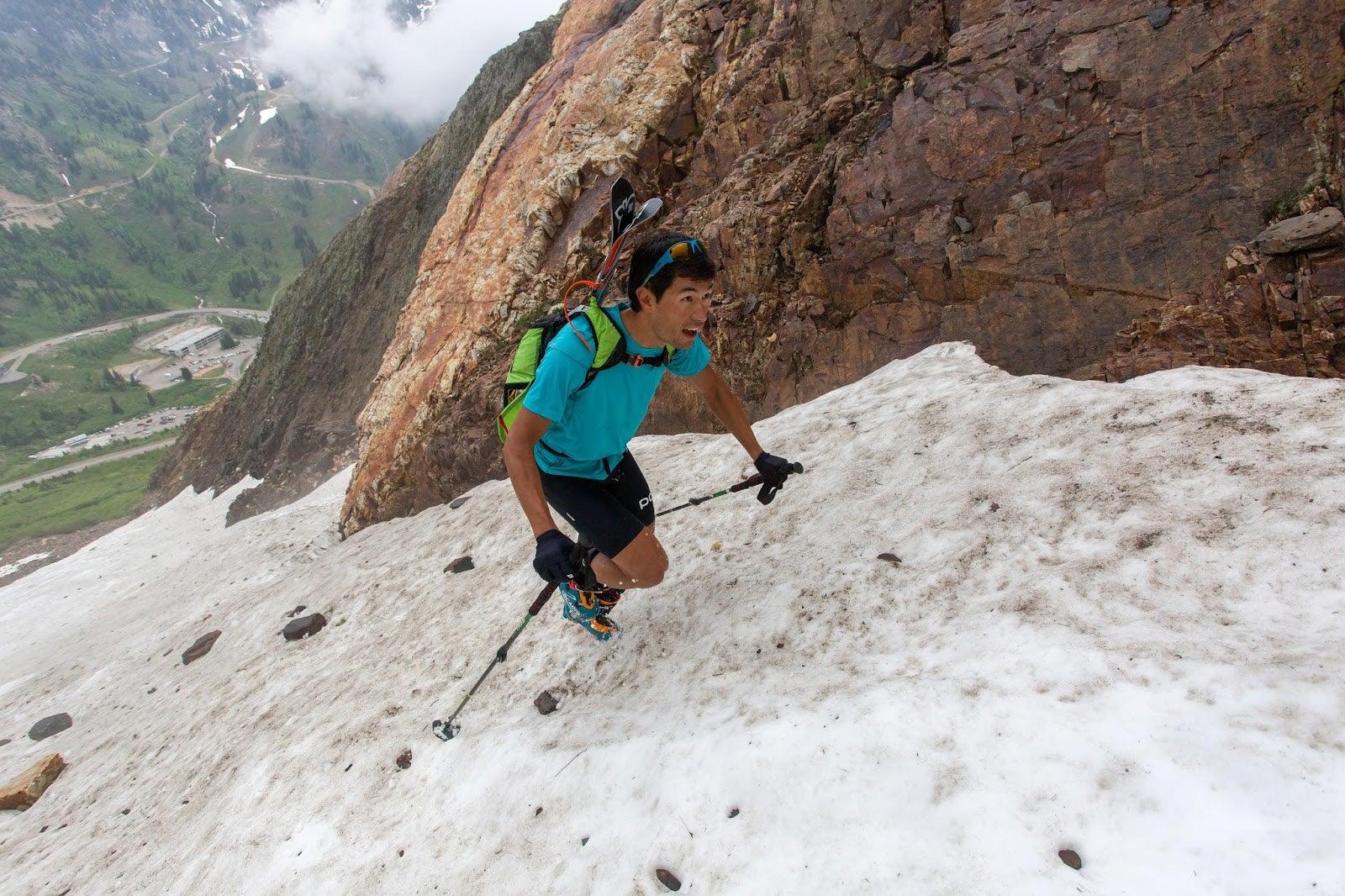 PHOTOS: A Tiny Taste Of Summer Skiing On Mount Superior