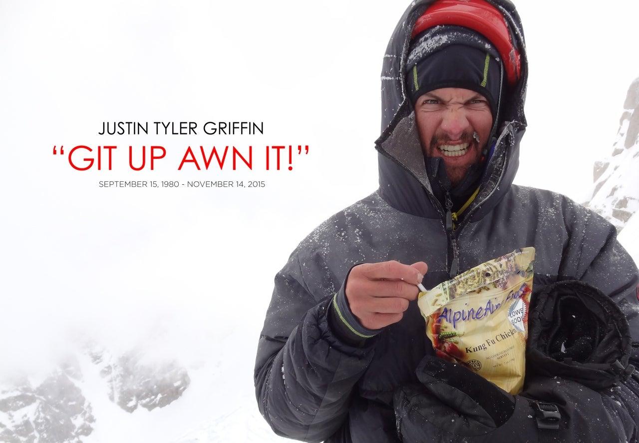 Remembering Justin Griffin, September 15, 1980 - November 14, 2015