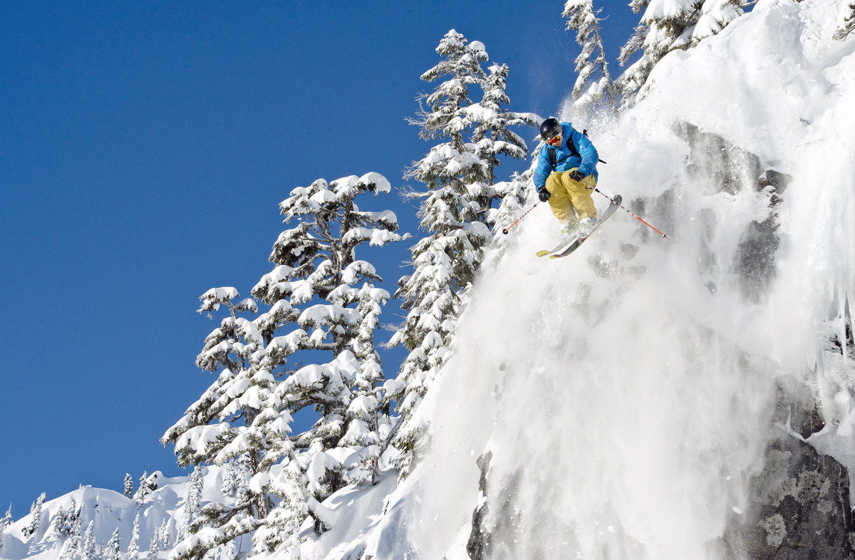 A Clinic With Photographer Jason Hummel: 5 Tips For Shooting Skiing