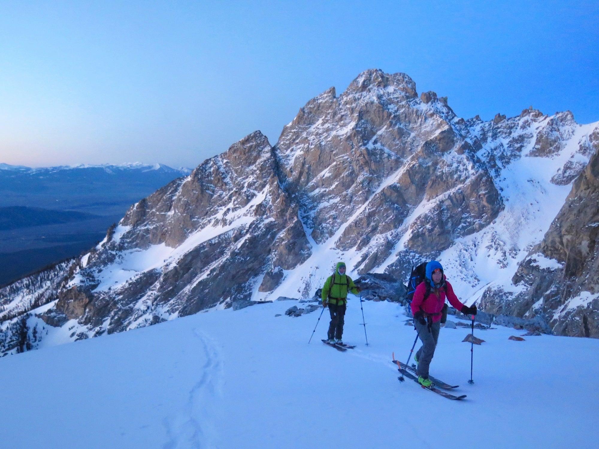 What A Ski Guide Wears