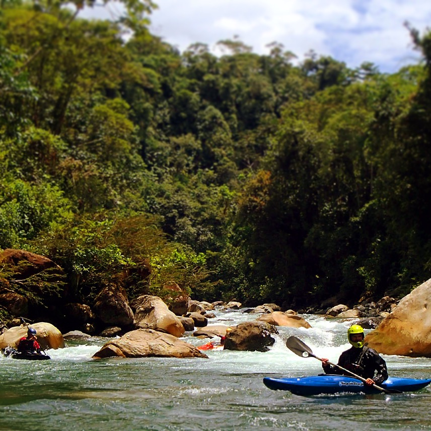 A Letter To River Lovers About Ecuador's New Dam Project