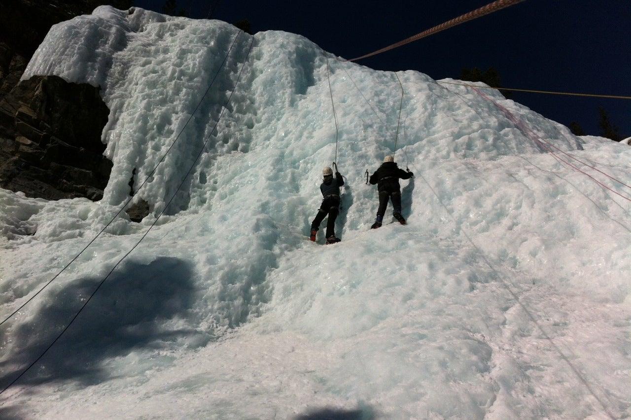 Fighting Addiction With Ice Climbing