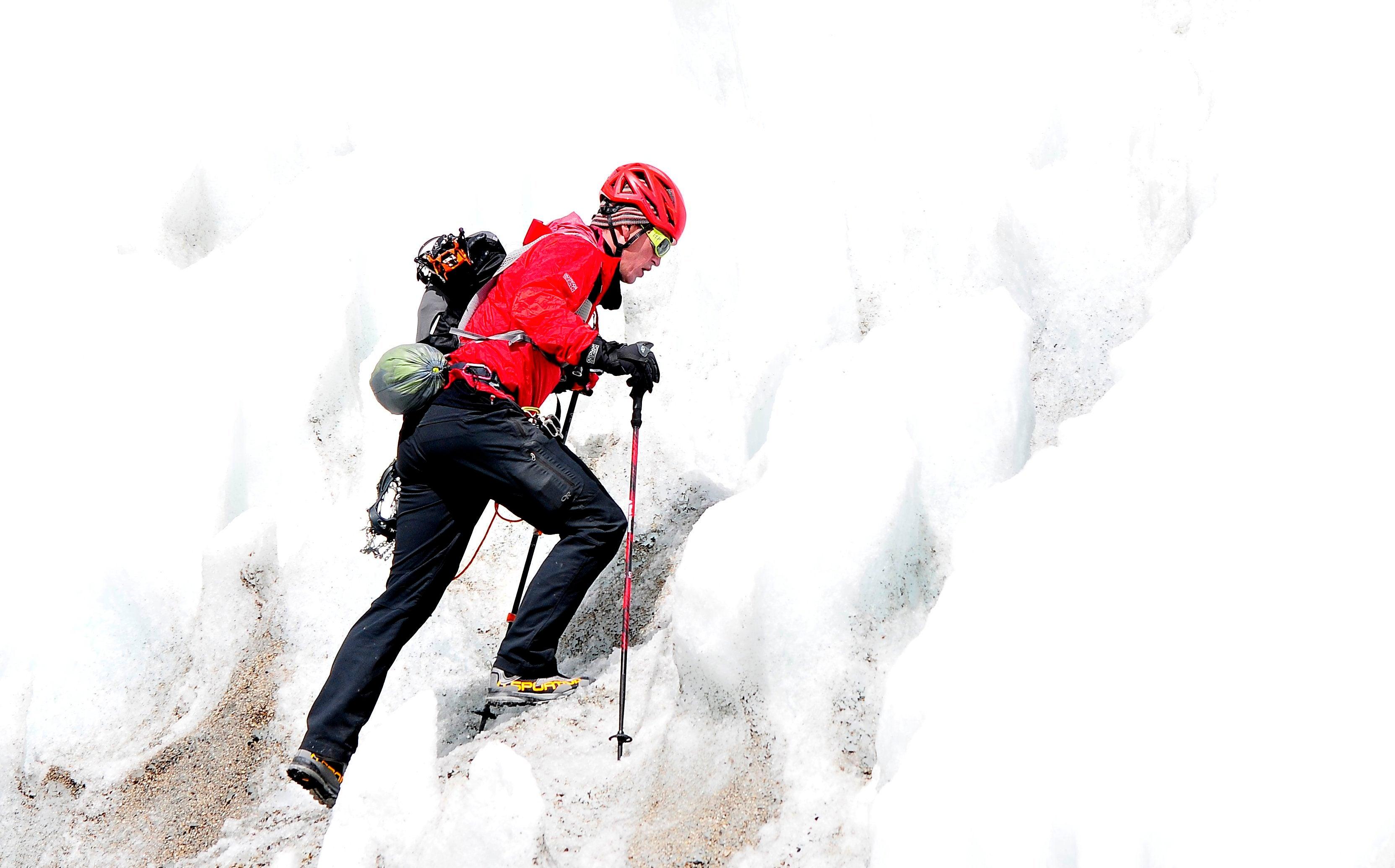 Chad Kellogg: A Bittersweet Everest Climb