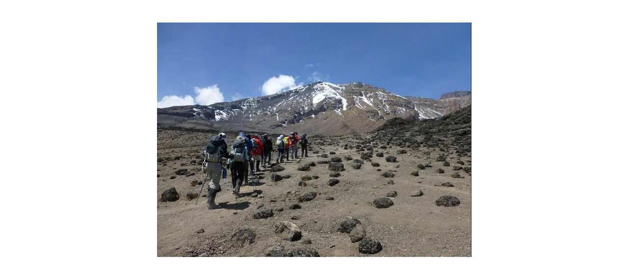 Climbing Kilimanjaro: A Guide's Perspective