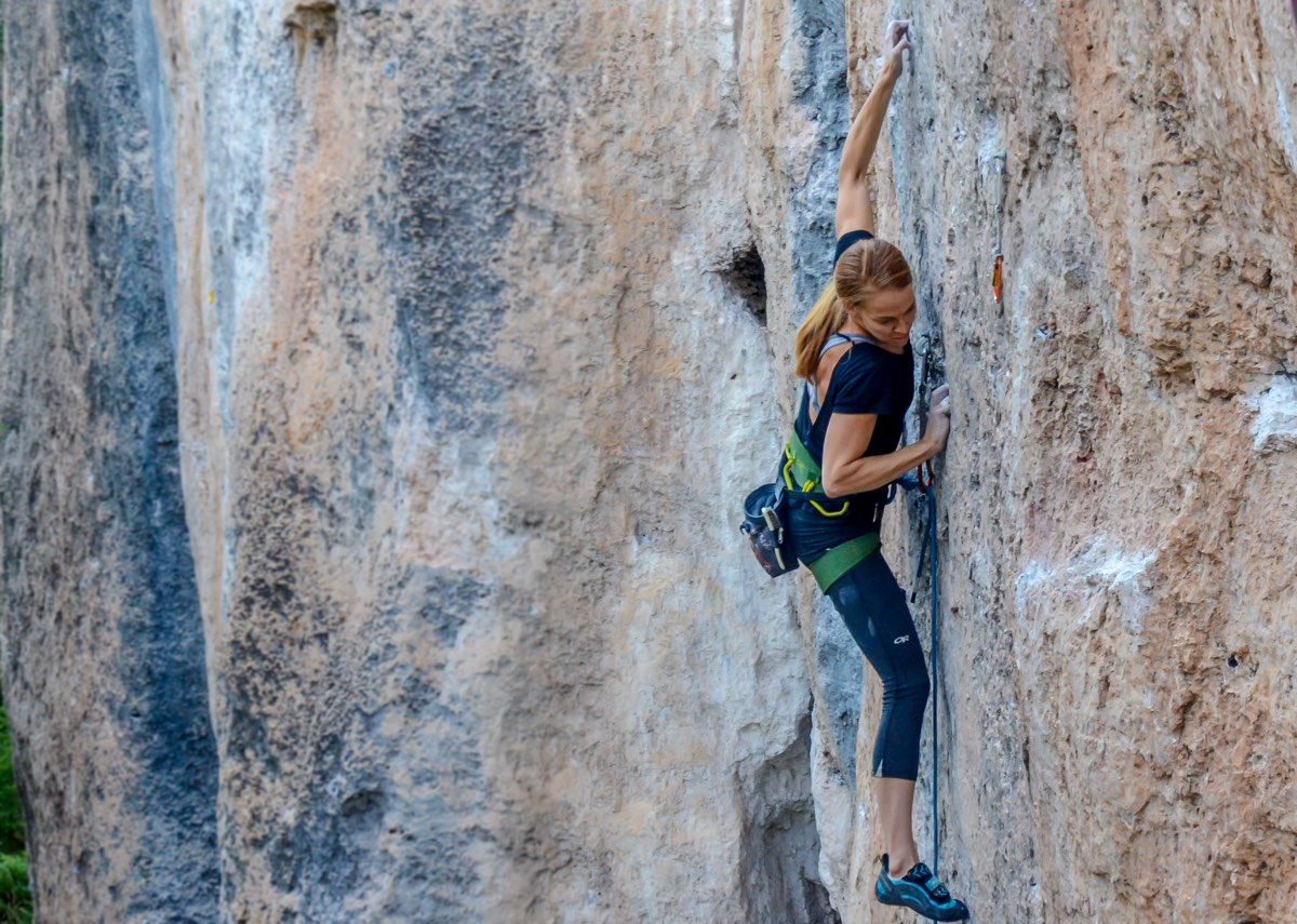 Essay: Are You Still A Climber If You're Not Psyched On It Right Now?