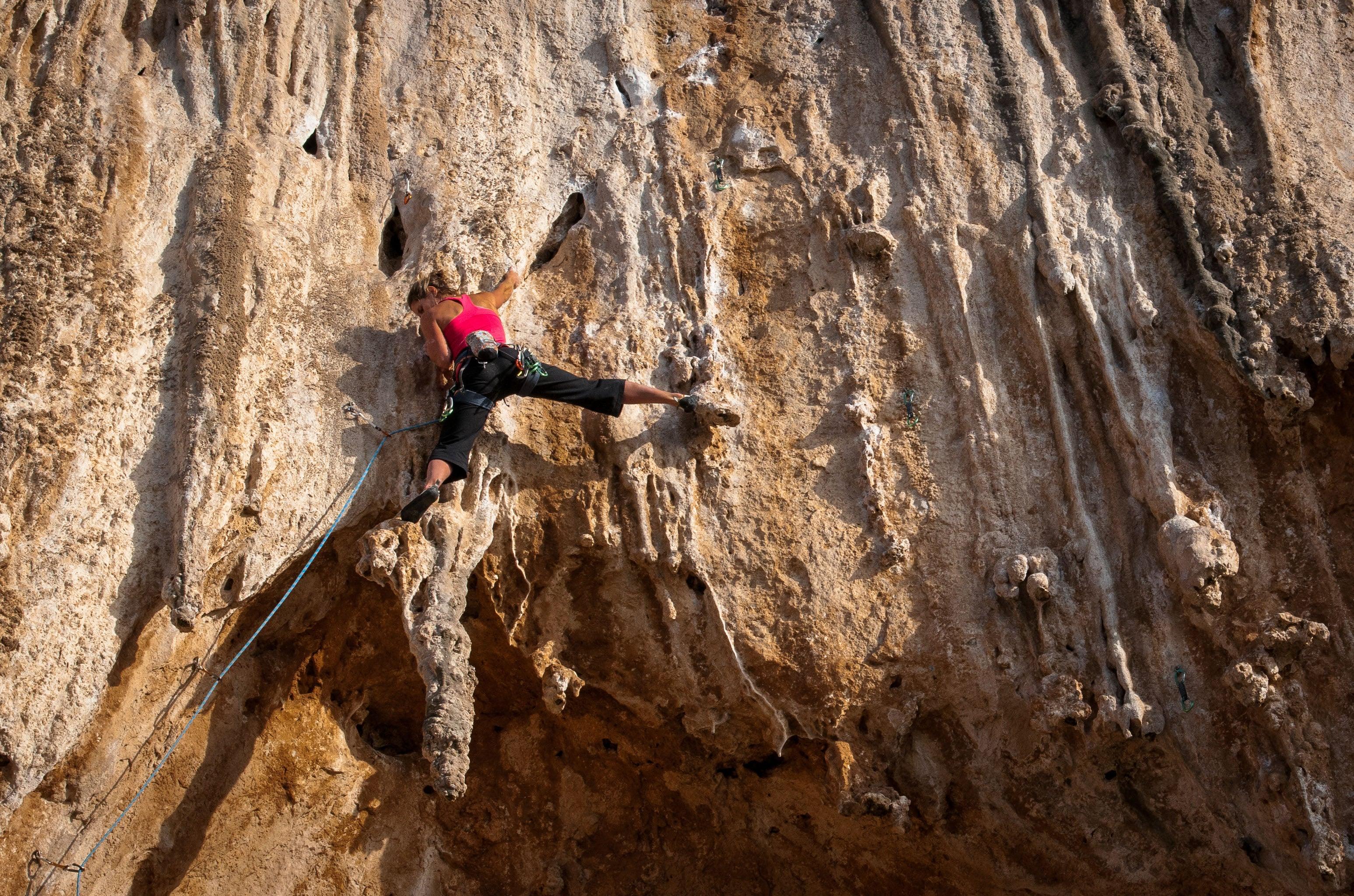 Five Questions With Mountain Guide Lilla Molnar