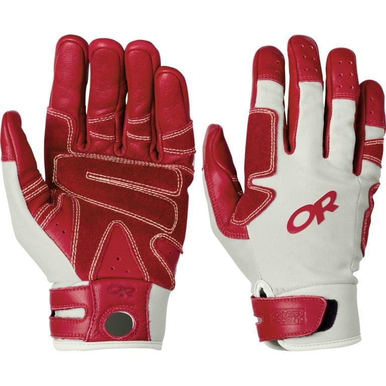SeamSeeker and AirBrake Gloves