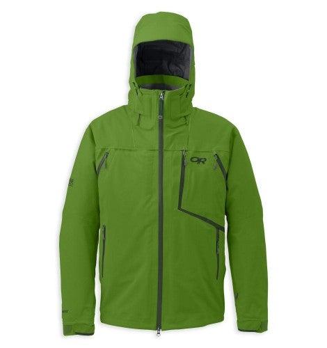 Men's Journal: Vanguard 'best jacket for sidecountry skiing'
