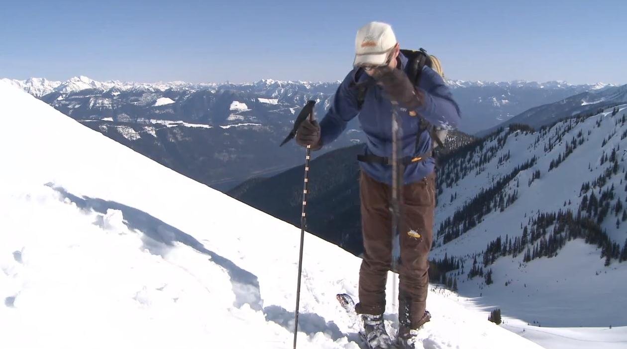 Efficient Ski Transitions