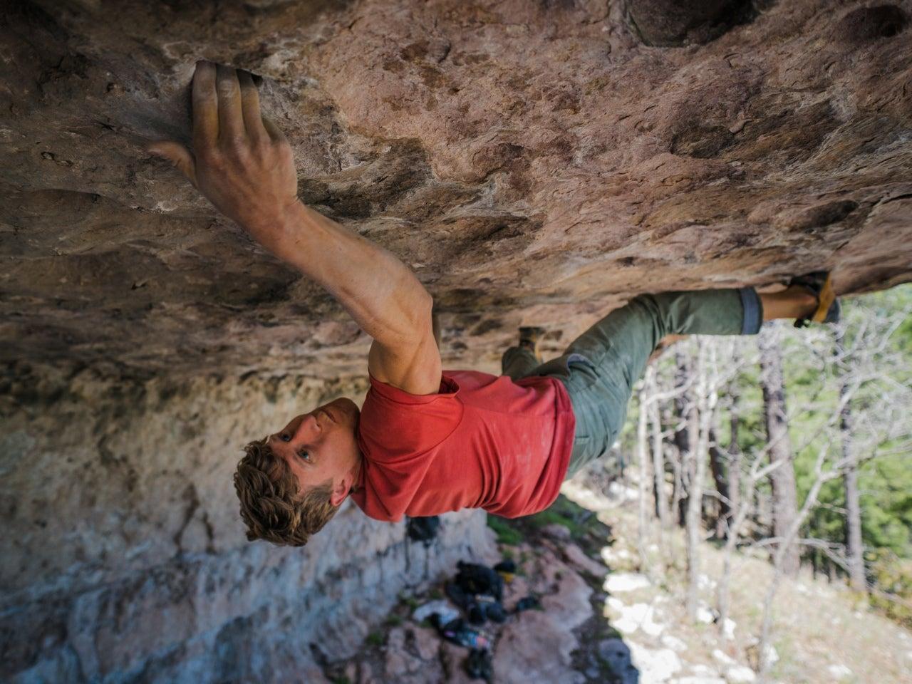 Up Close: Nik Berry On Climbing, Nursing And Attitude Adjustments